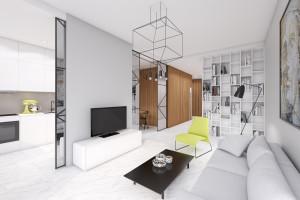 apartamenty wnętrza projektowanie